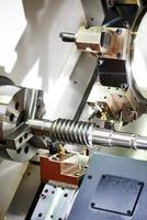 outil de coupe au travail des métaux