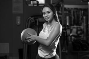 entraînement de ballon médical