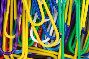 couleurs de trombone photo