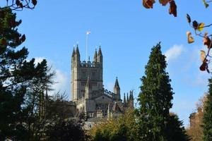 Abbaye de Bath, Angleterre photo