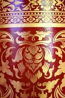 motif thaï photo