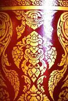 motif thaï