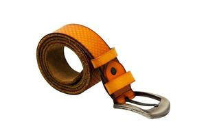ceinture en cuir photo