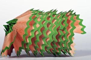 copeaux de crayon
