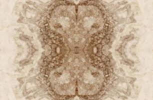 fond de motif symétrique en marbre photo