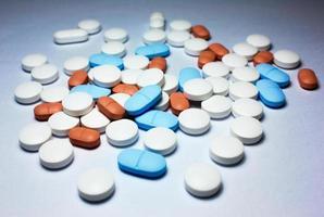 médicament sous forme posologique solide photo
