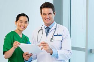 dossier patient photo
