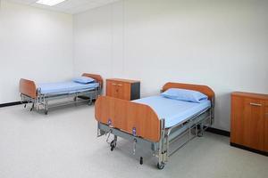 chambre de patient photo