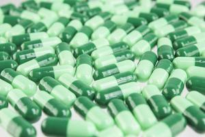 capsule de médecine photo