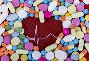 pilules de médecine photo