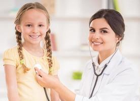 pédiatre photo