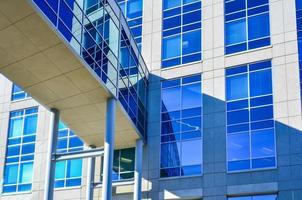architecture d'entreprise moderne photo