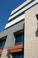 immeuble de bureaux d'entreprise photo