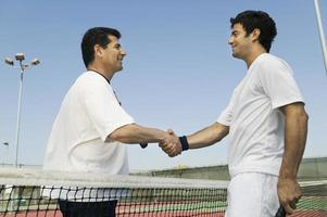 joueurs de tennis photo