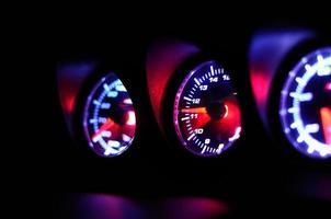 vitesse de mesure photo