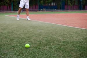 joueur de tennis photo