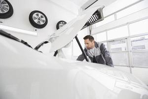 entretien de la voiture photo