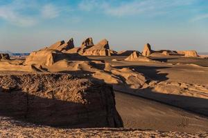 désert de lut photo