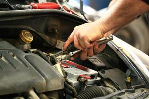 mécanicien automobile photo