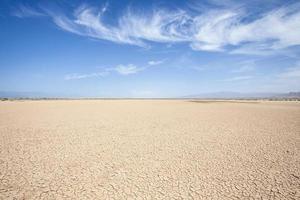 désert de Californie photo