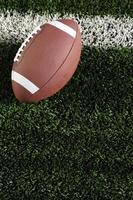 football sur terrain photo