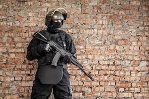 opérateur / opératrice de forces spéciales photo