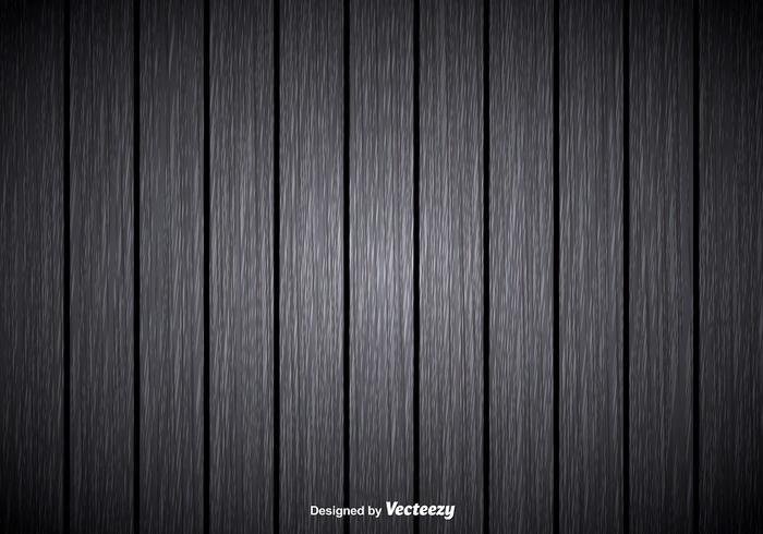 Fond gris en bois vecteur