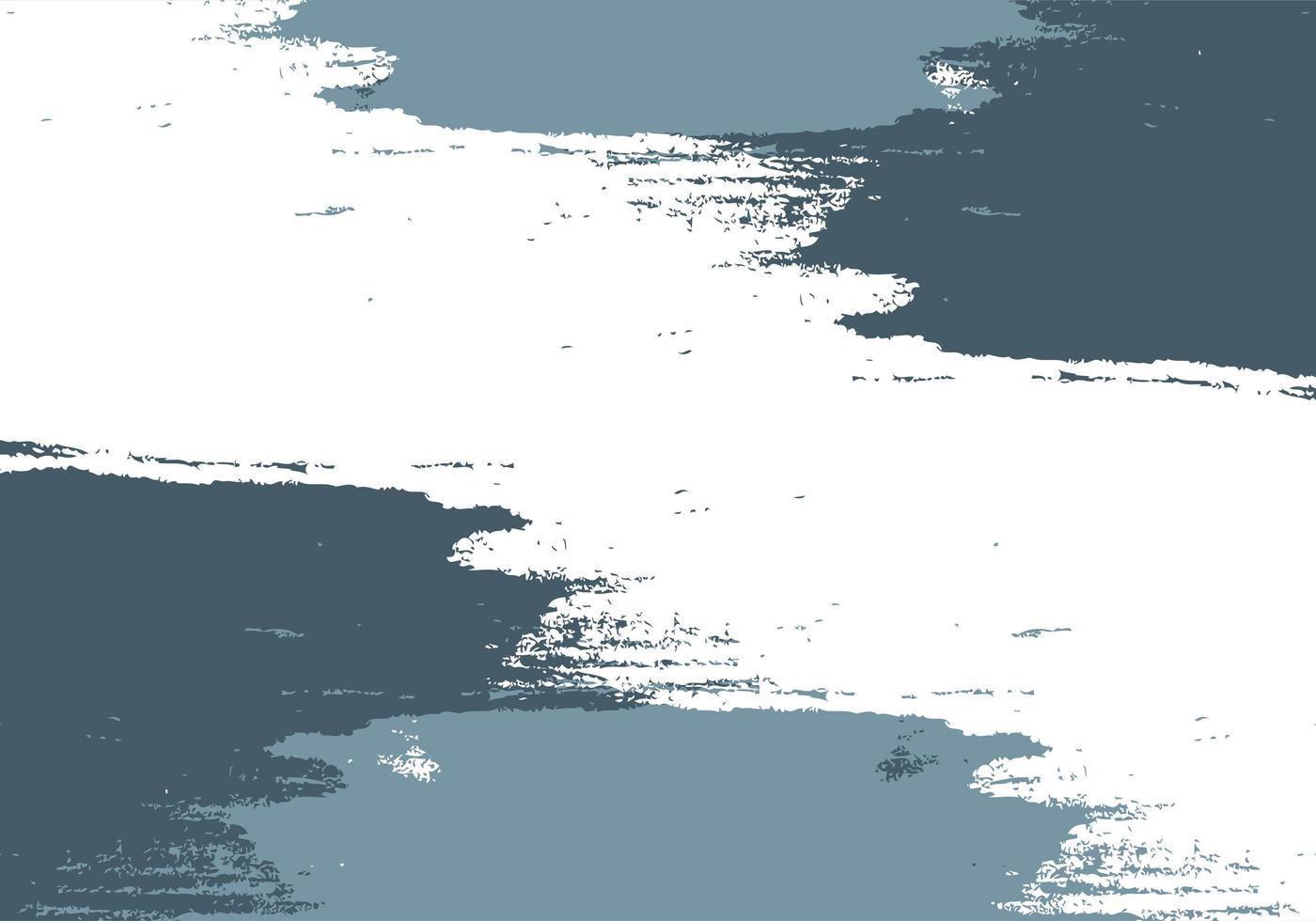 texture de coup de pinceau grunge vecteur