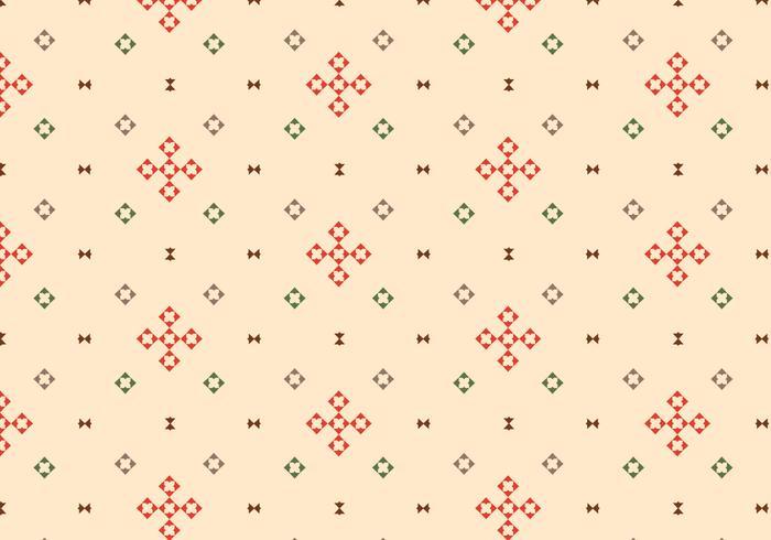 Géométrique Beige Background Patternb vecteur