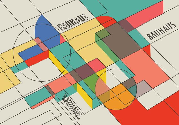 Bauhaus 2 vector
