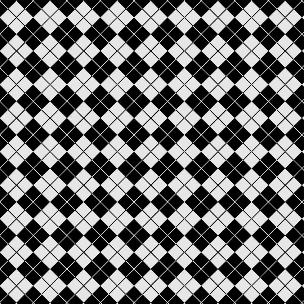 Abstrait de texture noir et blanc élégant moderne vecteur