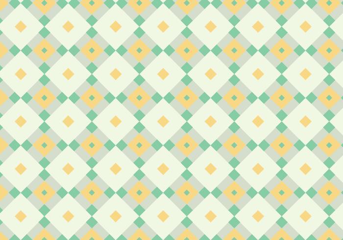 Motif traditionnel géométrique vecteur