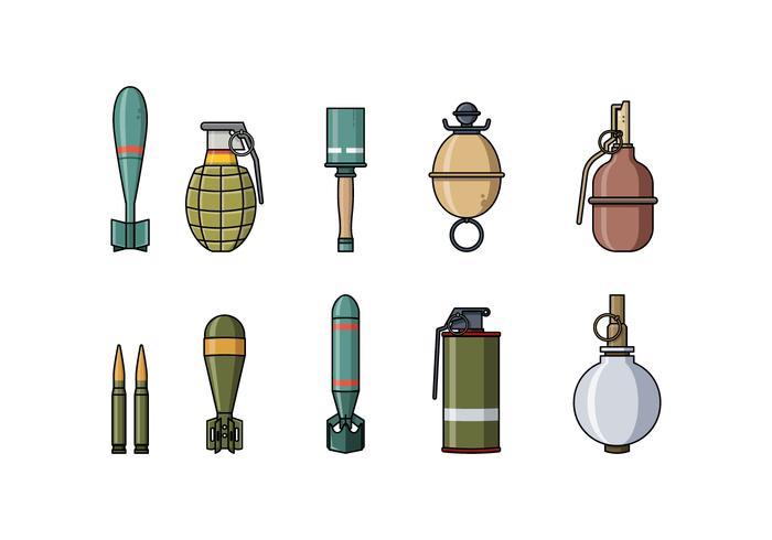 Vecteurs gratuits de la Seconde guerre mondiale vecteur