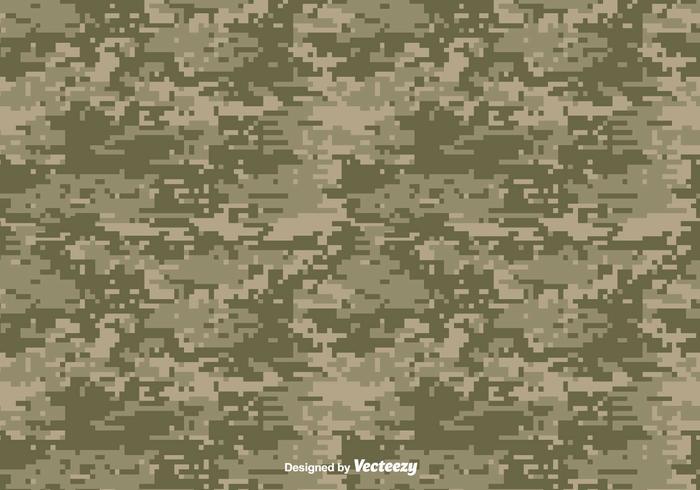 Vecteur multicam camouflage texture
