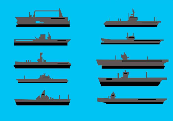 Vecteur porte-avions