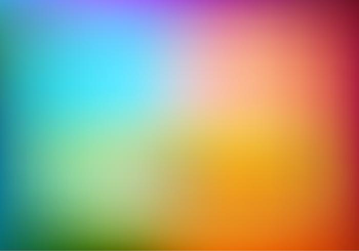 Fond coloré dégradé couleur libre vecteur