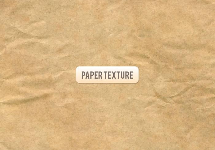 Texture libre de papier Tan Vector