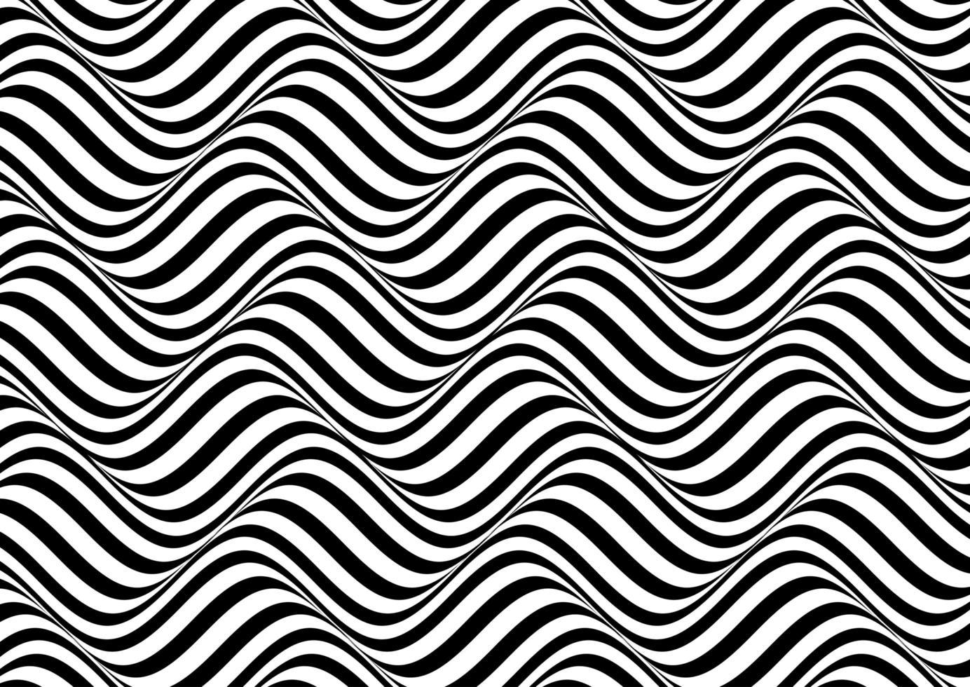 fond abstrait illusion d'optique vecteur