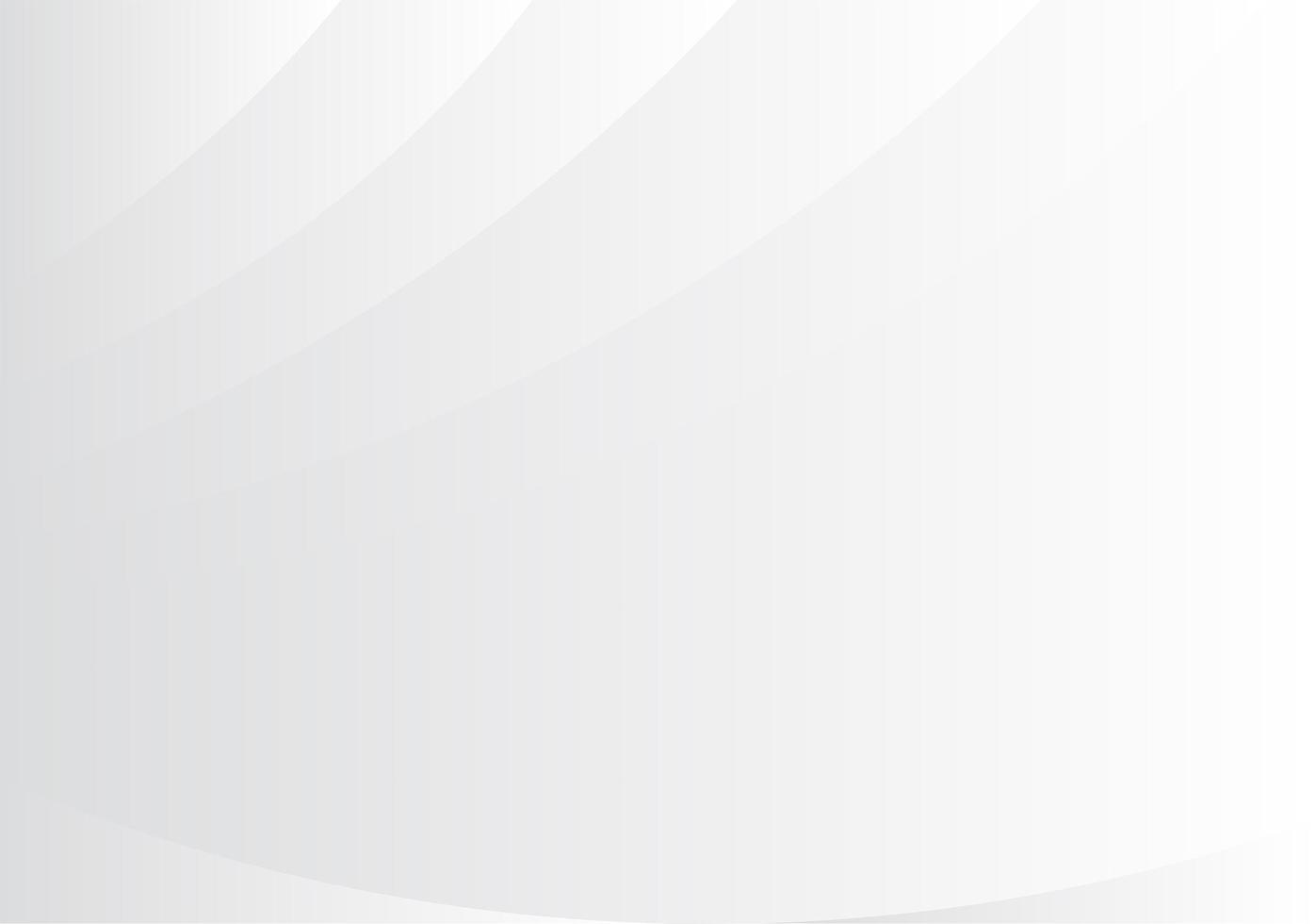 conception de courbe minimale dégradé gris vecteur
