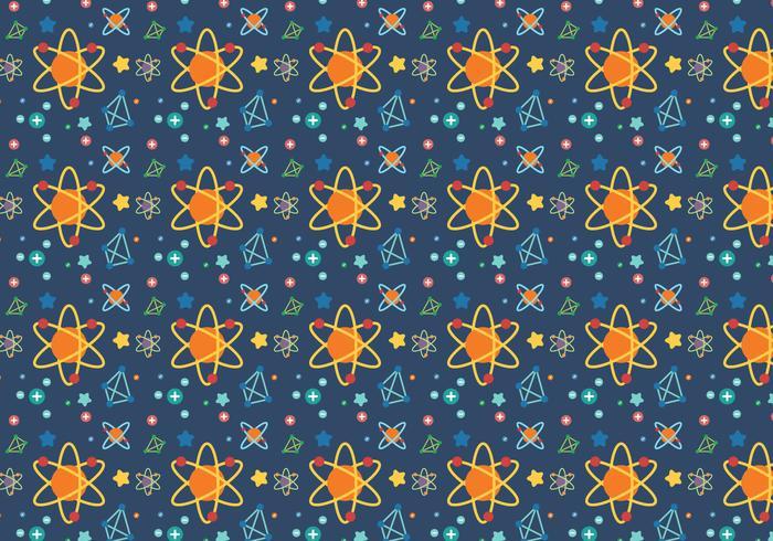 Vecteur de poussière étoile rapide