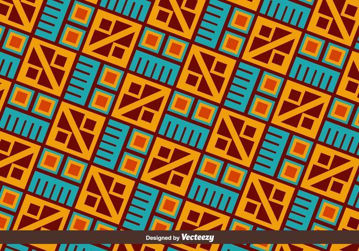 Motif vectoriel inca ethnique