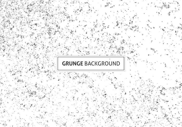 Texture libre et blanc de grunge de vecteur libre