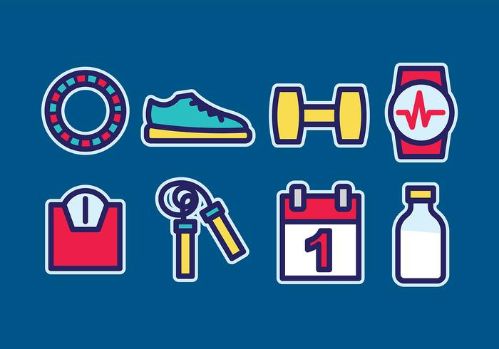Exercise Vector Element Pack