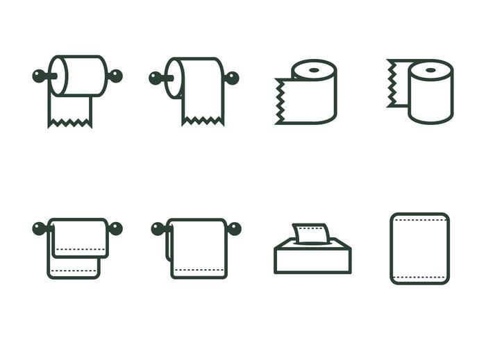 Vecteurs de papier à papier gratuits vecteur