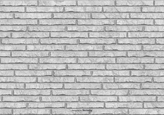 Fond de texture de brique vectorielle vecteur