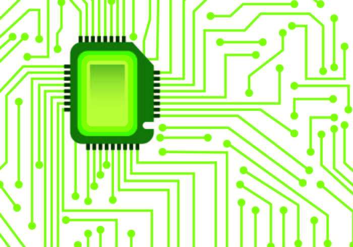 Fond d'écran Wallpaper de Tecnologia vecteur