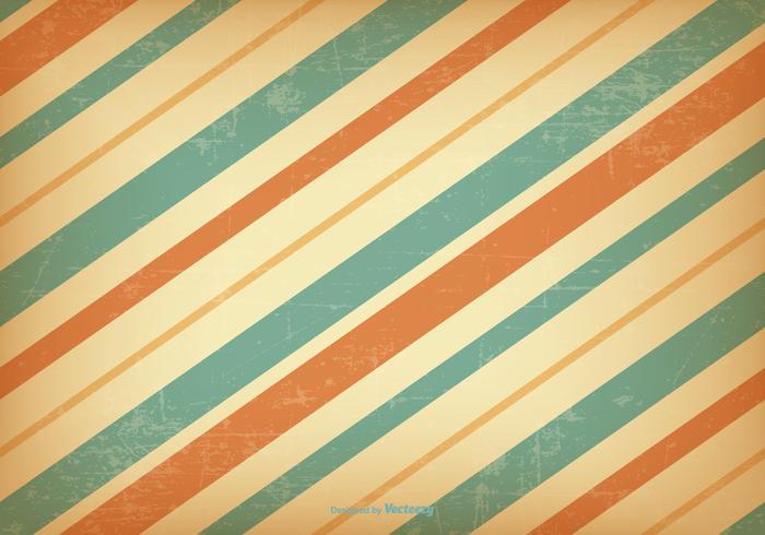 Old Grunge Stripes Background vecteur