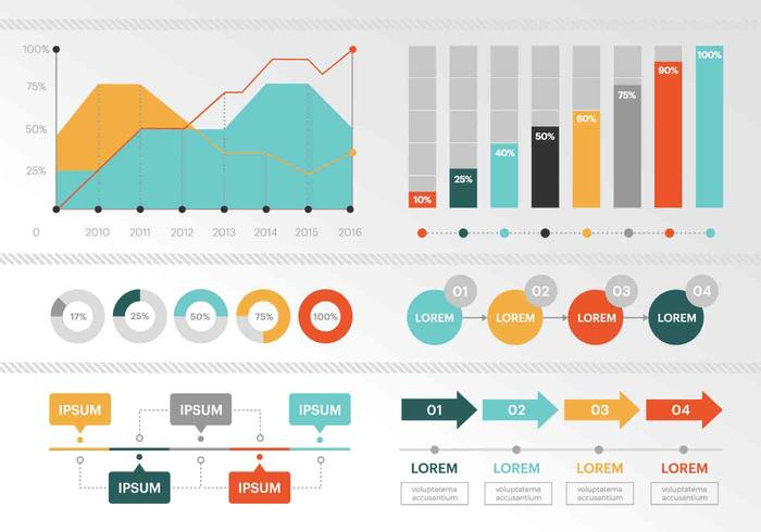 Infographic Free Vector Elements