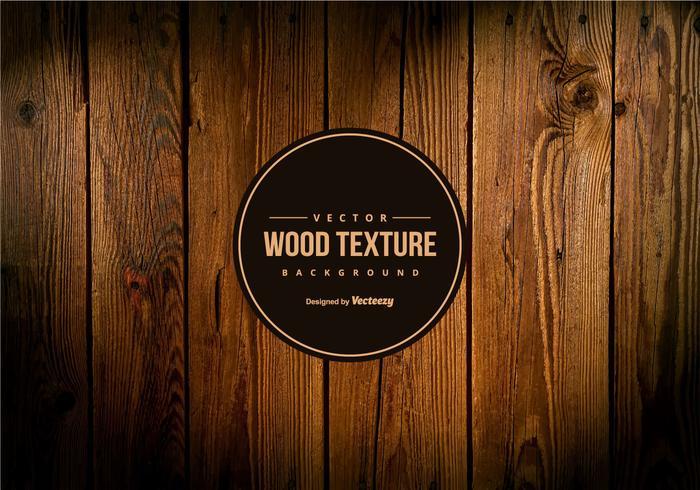 Vector Dark Wood Texture Background