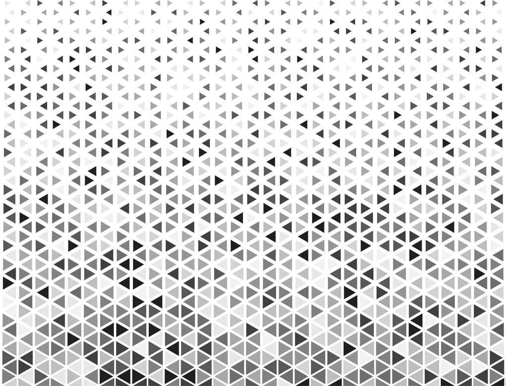 motif de demi-teintes triangle vecteur